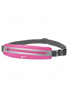 Nike Running Belt Slim Pink/Grey N1000828688