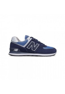 New Balance Trainers ML574 Navy Blue/Blue ML574SSM