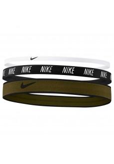 Nike Bands Mixed Width Headbands 3PK Several Colors N0002548129