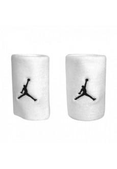 Muñequeras Nike Jordan Jumpman Blanco JKN01101