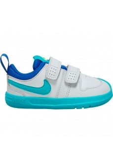 Nike Kids' Trainers Pico 5 White/Blue AR4162-003