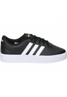 Zapatillas Mujer Adidas Court Bold Negro/Blanco FX3490