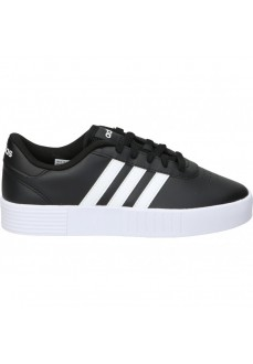 Adidas Women's Trainers Court Bold Black/White FX3490