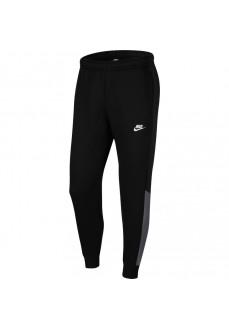 Pantalón Largo Hombre Nike Jogger BB Negro/Gris CU4377-032