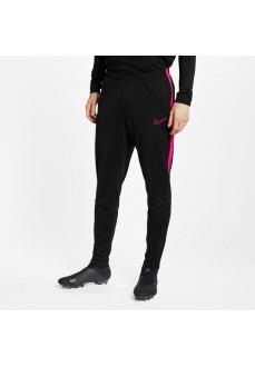 Pantalón Largo Hombre Nike Dry Academy Kpz Negro/Fucsia AJ9729-017