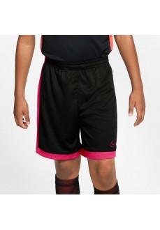 Pantalón Corto Niño/a Nike Dry Academy Negro/Fucsia AO0771-019