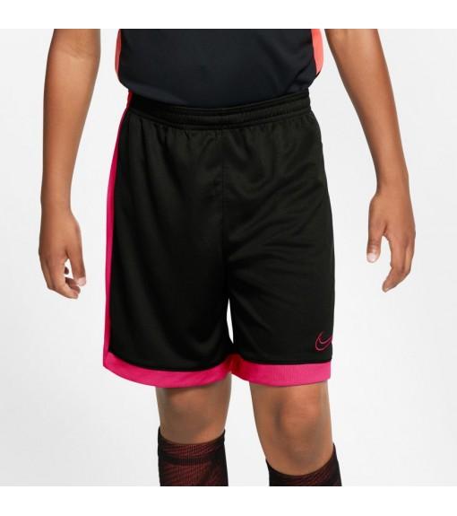 eficiencia Arreglo Cereza  Pantalón Corto Niño/a Nike Dry Academy Negro/Fucsia AO0771-019