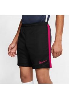 Pantalón Corto Hombre Nike Dry Academy Negro/Fucsia AJ9994-019