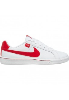 Nike Men's Court Royale White/Red Trainers CJ9263-100