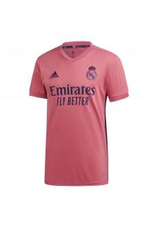 Adidas Men's Real Madrid Away T-Shirt 2020/2021 Pink GI6463