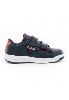 Joma Kids' W.Play Jr 2053 Navy Blue/Red Trainers W.PLAYW-2053