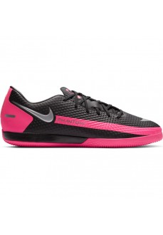 Nike Men's Phantom Gt Academy IC Black/Fuchsia Trainers CK8467-006 | Men's Football Boots | scorer.es