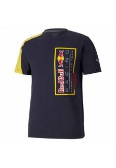 Camiseta Hombre Puma Red Bull Racing Marino 596221-01 | scorer.es