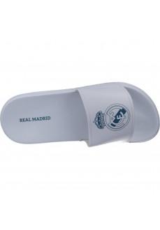 Real Madrid Flip Flops White S22965 | Men's Sandals | scorer.es