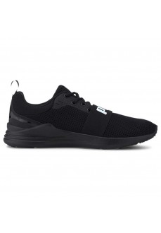 Puma Men's Wired Black Trainers 373015-01