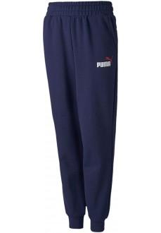 Puma Kids' Pants Essential Col Navy Blue 583233-06 | Trousers for Kids | scorer.es