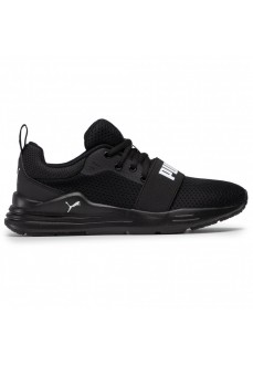 Zapatillas Niño/a Puma Wired Negro 374214-01 | scorer.es