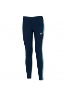 Joma Women's Tights Navy Blue/Turquesa 901127.342 | Tights for Women | scorer.es