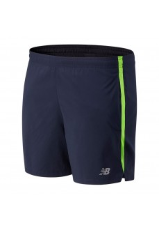 "New Balance Shorts Accelerate 5"" MS93187 EGL 