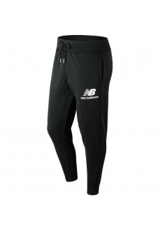 Pantalón Largo New Balance Essential Brush Back Fleece MP03579 BK | scorer.es