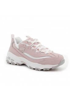 Zapatillas Niño/a Skehers Big gest Fan Rosa/Blanco 80587L LPKWLT | scorer.es