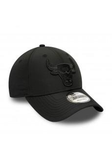 New Era Cap Chicago Bulls Tonal Black 12489975