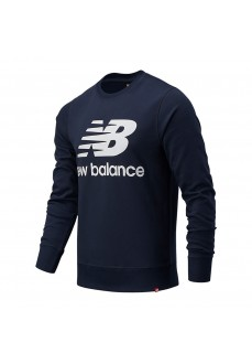 Sudadera New Balance Essentials Stracked