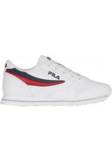 Zapatillas Niño/a Fila Footwear Blanco 1010783.98