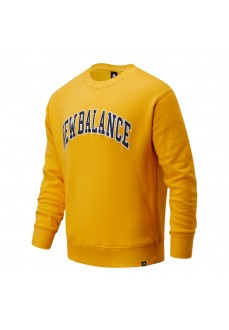 Sudadera New Balance NBA Athletics Varsity Crew MT03515 ASE