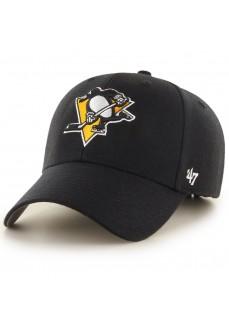 Gorra Brand 47 Pittsburgh Penguins Negro H-MVP15WBV-BKB | scorer.es