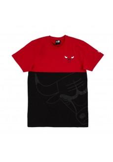 New Era Men's Chicago Bulls T-Shirt Black/Red 12487535