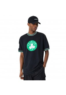 Camiseta Hombre New Era Boston Celtics Negro 12485675