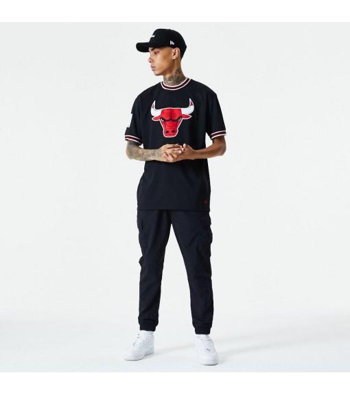 Camiseta Hombre New Era Chicago Bulls NBA Negro 12485674 | scorer.es