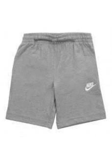 Nike Infant ShortsClub Jersey Gray 8UB447-042 | Trousers for Kids | scorer.es