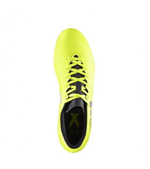 Botas de fútbol Adidas X.17.4 Fxg Amarillo | scorer.es