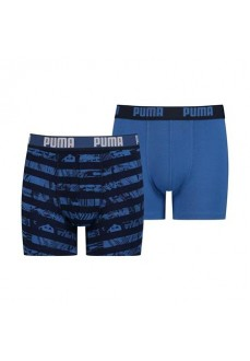 Boxer Puma Niños Collage Stripe AO