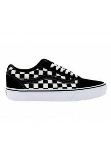 Zapatillas Hombre Vans MN Ward Negro/Blanco (Checkered) VN0A38DMPVJ1