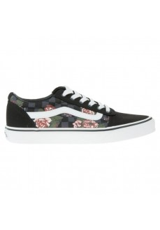 Vans Women's MN Ward Trainers (FLOWERS & CHECKS)