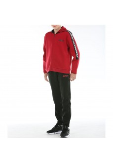 John Smith Kids' Tracksuit Roter J 003
