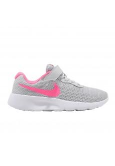 Zapatillas Niña Nike Tanjun PS Gris 844868-029