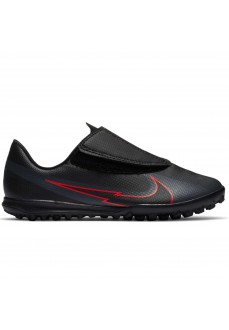 Zapatillas Fútbol Sala Niño/a Nike Jr. Mercurial Vapor 13 Club TF Negro AT8178-060 | scorer.es