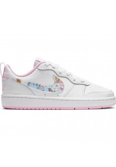 Zapatillas Nike Niña Court Borough Low 2 SE (GS) Blanco CK5426-100