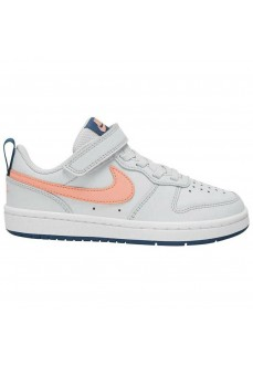 Zapatillas Nike Niño/a Court Borough Low PSV Gris BQ5451-009