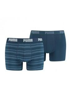 Boxer Puma Heritage Stripe Azules | scorer.es