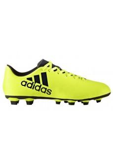 Botas de fútbol Adidas X.17.4 Fxg Amarillo