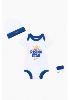 BodySuit+Hat+Bootie Bebe Nike Varios Colores NN0558-001 | scorer.es
