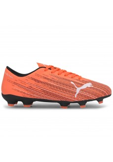 Puma Ultra 4.1 FG/AG Shocking Orange Trainers 106092-01