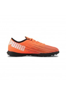 Puma Ultra 4.1 TT Junior Shocking Orange Trainers 106103-01 | Kids' Football Boots | scorer.es