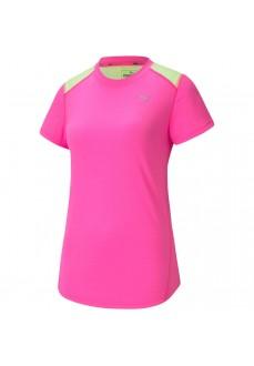 Camiseta Mujer Puma Ignite SS Tee Luminous Fucsia 518255-21