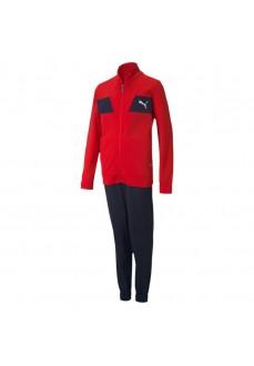 Chandal Niño/a Puma Jr Poly Suit cl B Rojo 583252-11 | scorer.es
